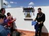 Cuartel-inauguración azulejos Virgen de los Dolores 2 (2009)